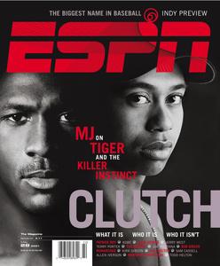 Michael Jordan on Tiger Woods - Joe Fahmy